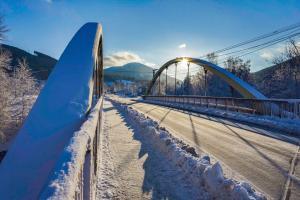 50- 51. týden- Most přes řeku Morávku